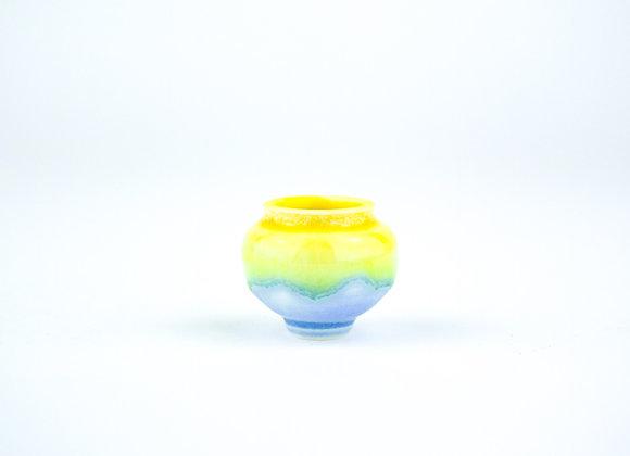 No. SAN130 Yuta Segawa Miniature Pot Small