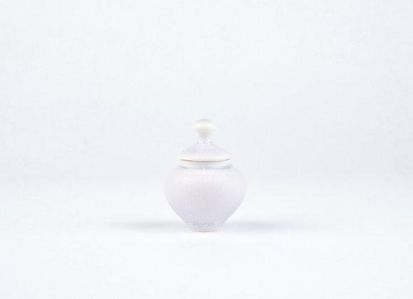 No. E75 Yuta Segawa Miniature Pot & Cover  Small