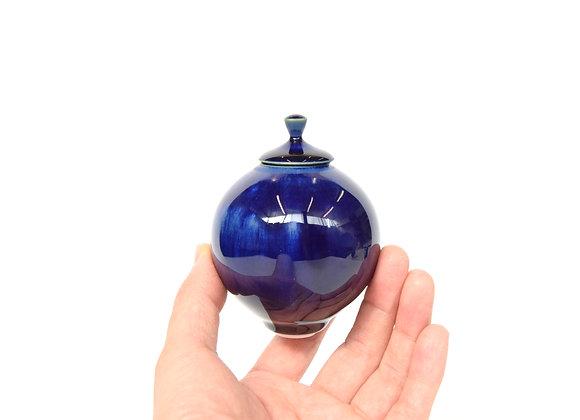 Miniature Pot&Cover Extra Large No.45