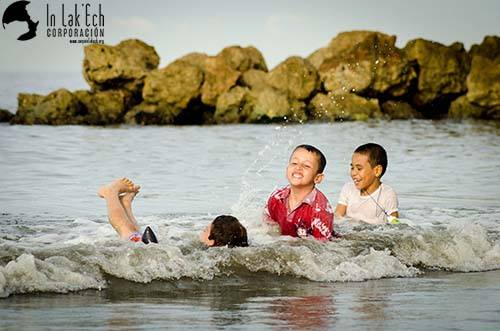niños del mar