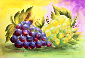 The amazing grape