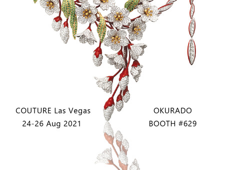 The Couture Show 2021 8/24〜8/26 ラスベガス  Wynn Las Vegas
