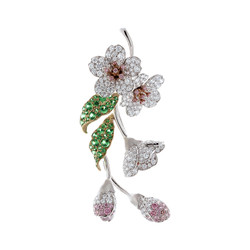 ONE OF A KIND BROOCH (3)