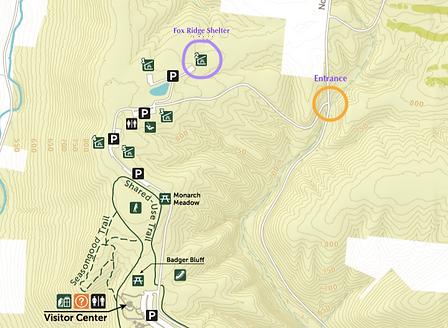 Woodland Mound Map.png