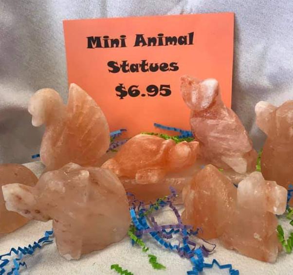Animal sculpture Stones
