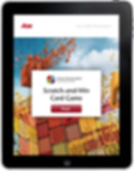 Aon iPad app—concept, design, development
