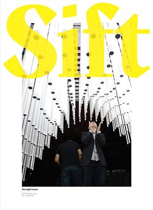 Sift Magazine / Brand