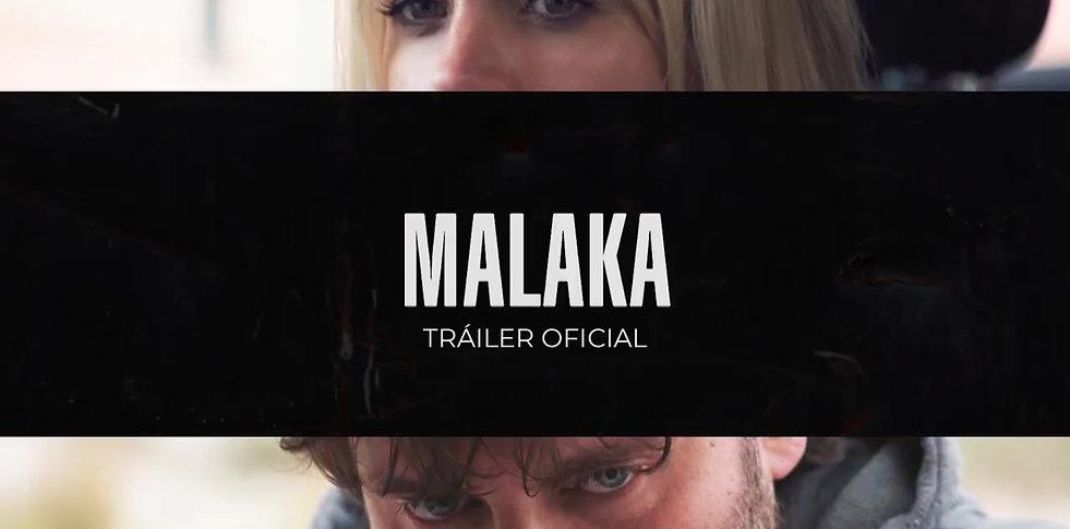Trailer de la serie de televisión Malaka