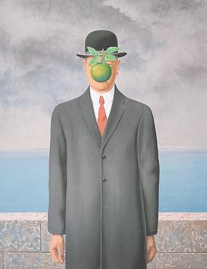 14 Gallerydesol_rene magritte_Le fils de
