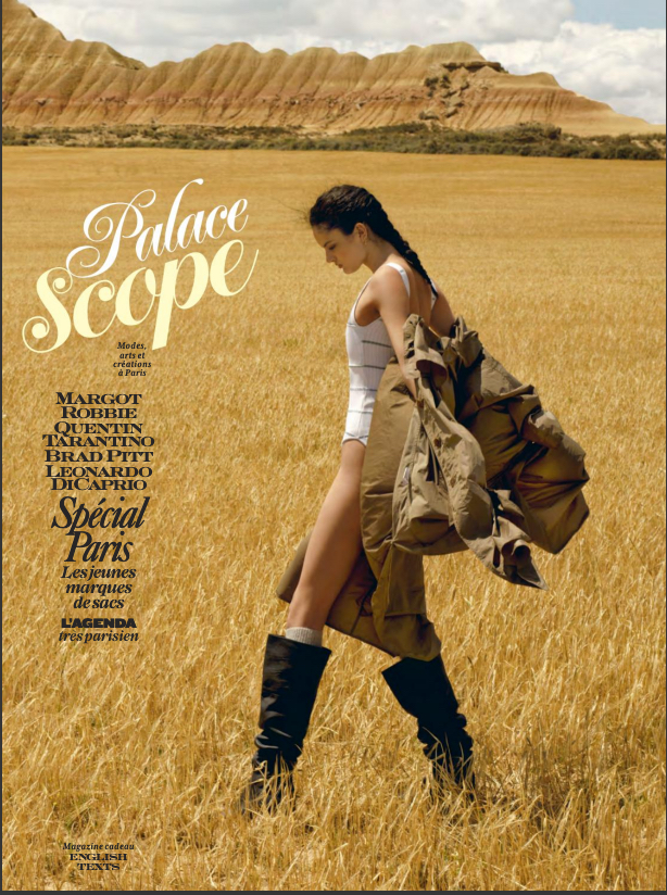 Couverture du Palace Scope n° 79