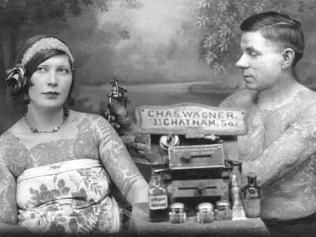 The history and evolution of tattooing & permanent cosmetics