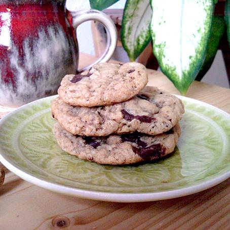 Erdnuss-Hafer-Cookies