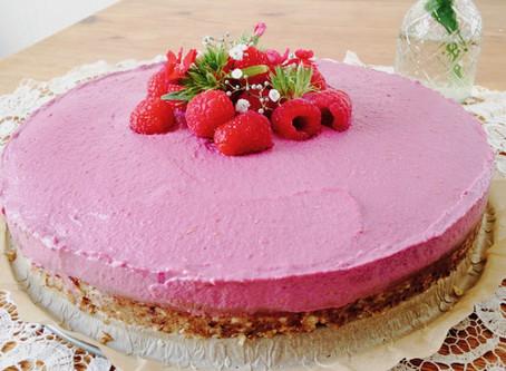 Himbeer-Schoko-Cheesecake ohne Backen