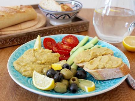 Linsen-Hummus