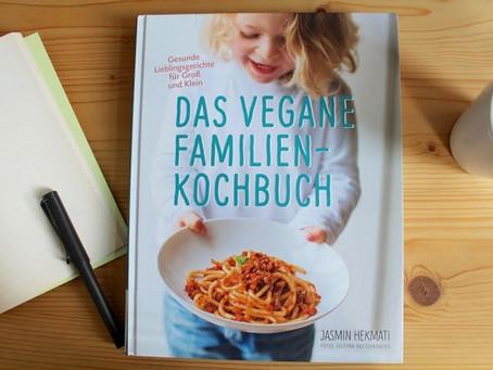 Das vegane Familien-Kochbuch von Jasmin Hekmati