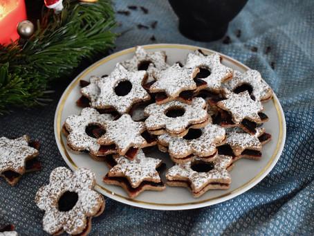 Linzer Torten Kekse