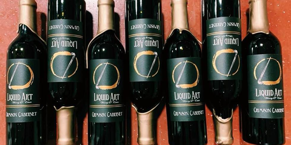 Wine Release Party: Crimson Cabernet