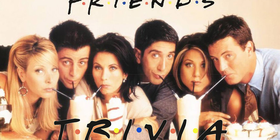 Friends: The One With Trivia