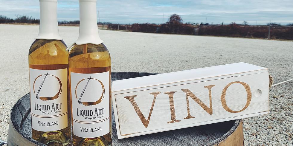 Wine Release: VINO BLANC