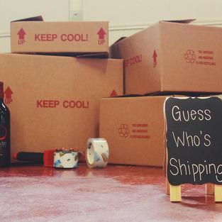 We ship too!