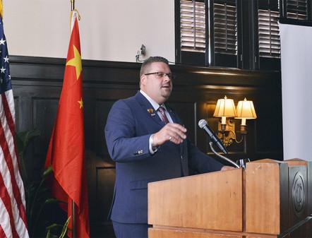 Representative David Brock Smith at OCC