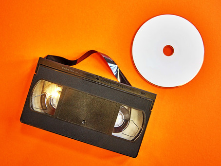 VHS TO DVD CONVERSION IN CYNTHIANA [5 REASONS TO CONVERT]