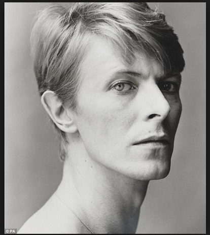 bowie before
