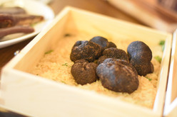 Black Truffles are always a staple