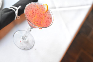 Jalapeno Martini