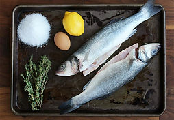 Sicilia Mia Branzino Sotto Sale Recipe