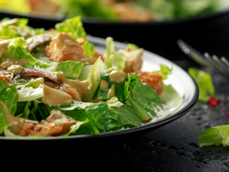 The Origin Story: Where Does Caesar Salad Come From?