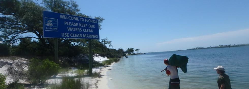 Keep FL clean