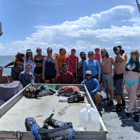 Marine Ichthyology 2019 is in the Books