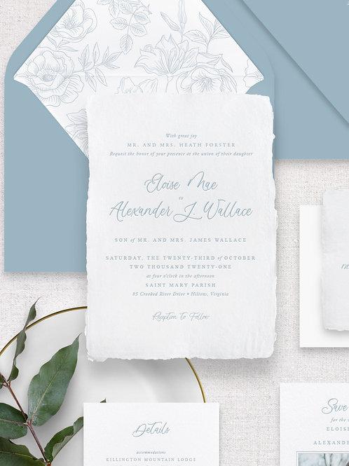 Eloise Invitation