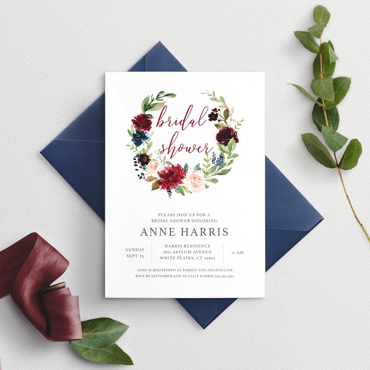 Anne Bridal Shower