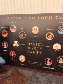 Daniel & Marty Party
