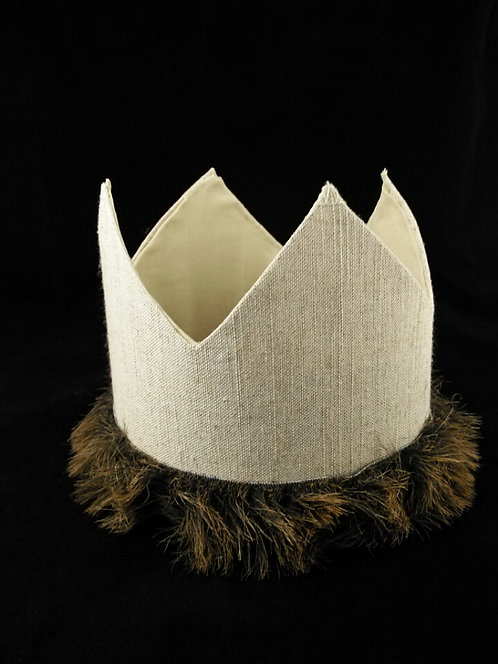 Fabulous Crown made with high quality fabric