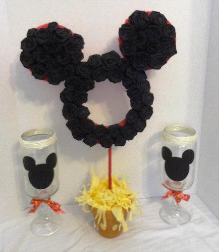 Mickey Mouse Table Decor