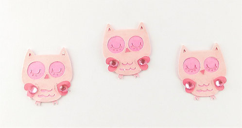 Adorable Owl DieCuts (Small)