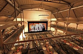Conklin Dinner Theatre   Goodfield, IL  The Barn III