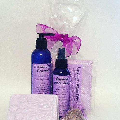 Lavender Gift Bag