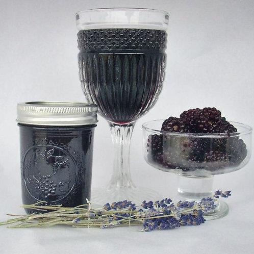 Lavender Blackberry Cabernet Conserve