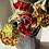 Thumbnail: Varigated rex begonia