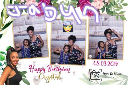 Princess Jadyn & family