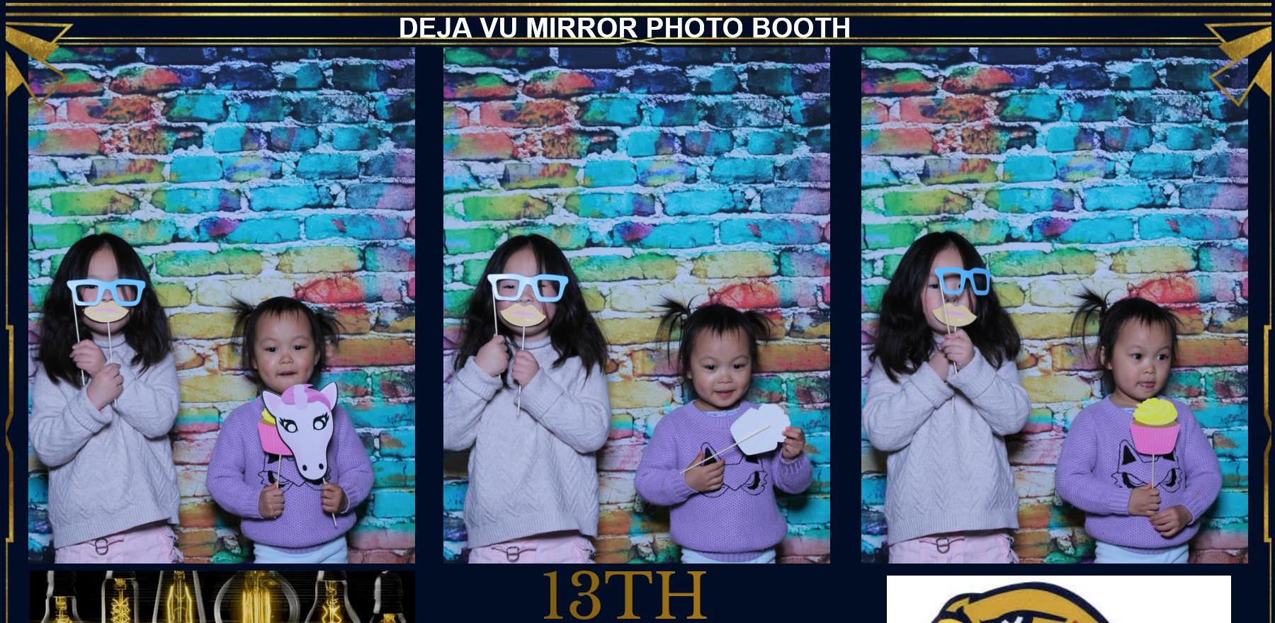Sibling love at Taste of Dacula