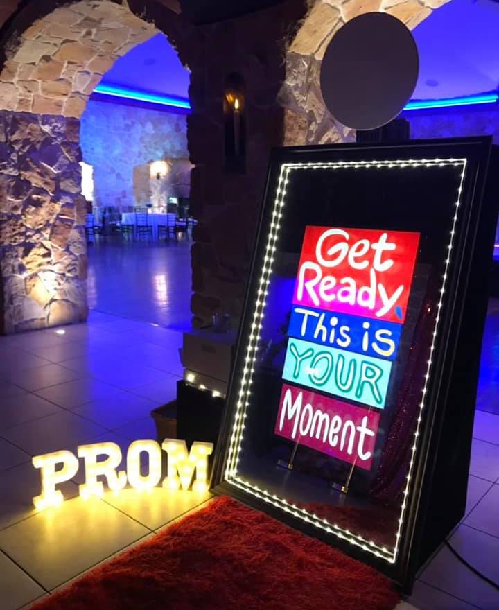 prom example