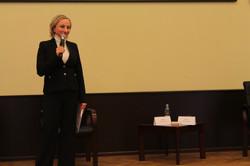 Анна Таганова отвечает на вопросы