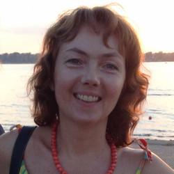 Елена Котеленко, спикер