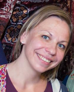 Алена Буренкова, спикер