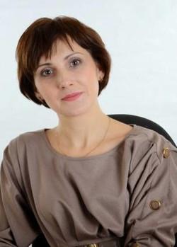 Ирина Журавкина, спикер (Беларусь).